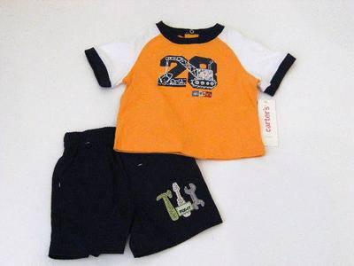 Пропонуємо дитячий одяг відомих